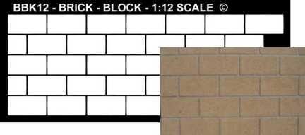 Nr 7 Brick Block