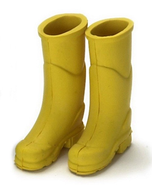 laarzen geel