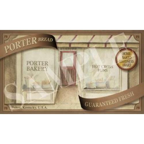 Porter Bakery nr 6