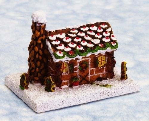 Kerst huisje