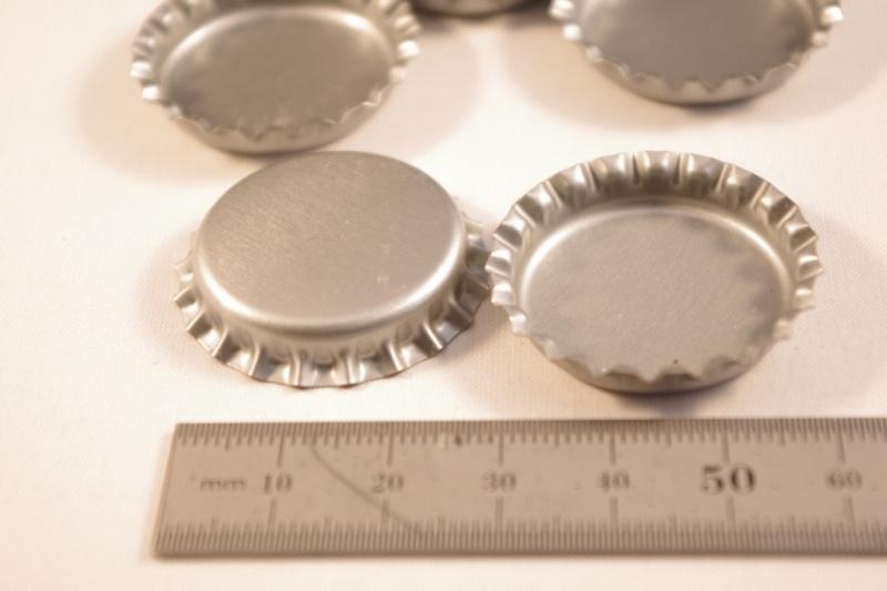 Bottle caps groot