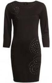 Zwarte jurk Fransa