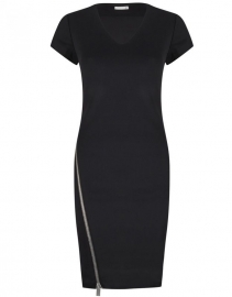 Zwart jurk Supertrash