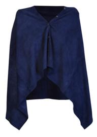 Buhjah Cape blue