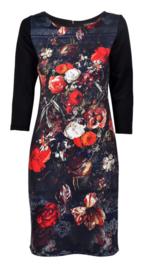 Batida bloemenprint jurk