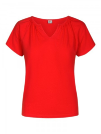 T-shirt rood oranje