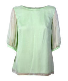 BOSS Hugo Boss zijden blouse