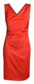 Batida oranje jurk