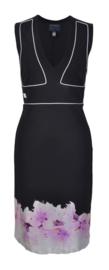 CLASS Roberto Cavalli zwarte jurk