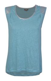 Surkana turquoise T-shirt