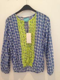 Taj by Sabrina Crippa blouse