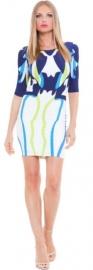 Analili jurk met print