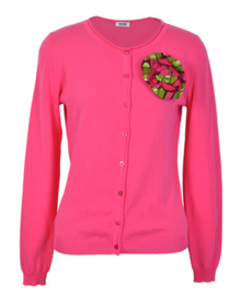 Moschino cheap and chic roze vest