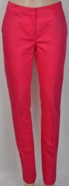 Geklede broek dames fuchsia-rood Tommy Hilfiger