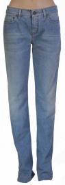See by Chloé rechte model, licht blauw jeans