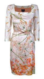 CLASS Roberto Cavalli bloemenprint jurk