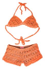 Gehaakte Bikini Anna Kosturova Coral