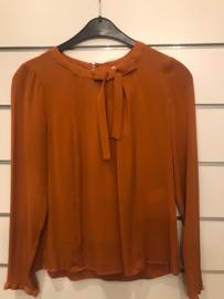 Blouse  tomette blouse orange  Tara Jarmon