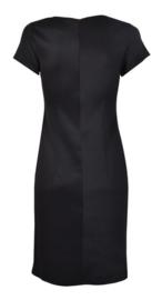 Batida zwarte jurk