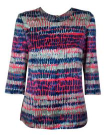 BOSS Hugo Boss print blouse