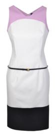 CLASS Roberto Cavalli witte jurk
