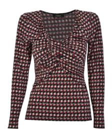 Batida print blouse