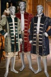 Baroque jas 701