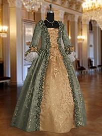 Baroque jurk 305