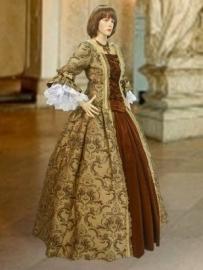 Renaissance jurk 137