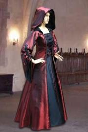 Gothic jurk SG48A