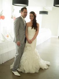 Huwelijk Jeanette en Floris
