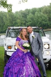 Huwelijk Esther en Mike 2