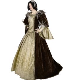 Victoriaanse jurk MI43