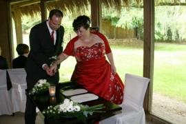 Huwelijk Roos en Klaus