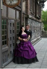 Huwelijk Karlijn en haar man Stan
