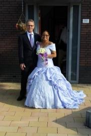 Huwelijk Sheila en Maarten