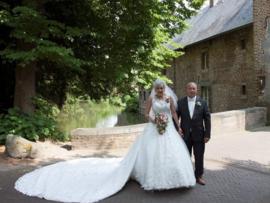 Huwelijk Petra en Frans