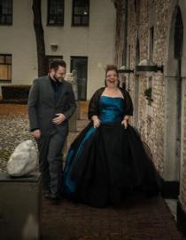 Huwelijk Vera en Marc