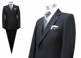 3 delig kostuum zwart 777