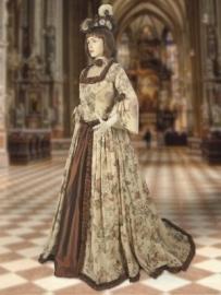 Renaissance jurk 145