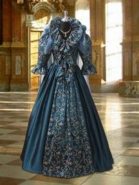 Baroque jurk 308