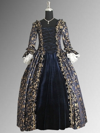 Baroque jurk 302