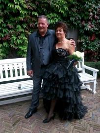 Huwelijk Aleida en Peter