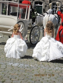 Bruidsmeisjes Stephanie en Chayenna 3