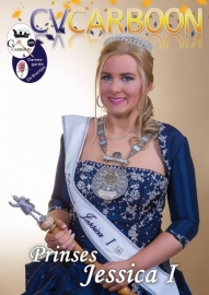 Carnaval Prinses Jessica en Jeugdprinses Desteny