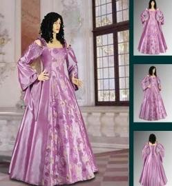 Renaissance jurk 120