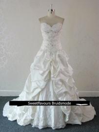 Bruidsjurk BW69