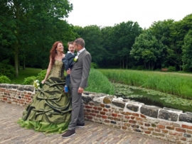 Huwelijk Laura en Walter 2