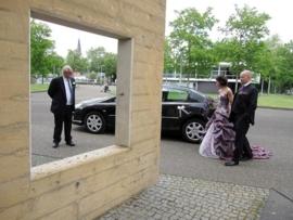 Huwelijk Jolanda en Marcel