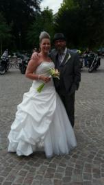 Huwelijk Nancy en Roel